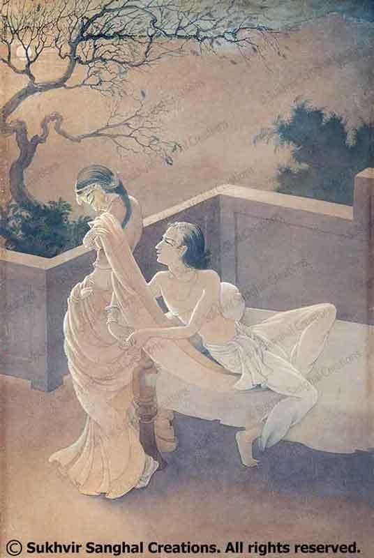 Splendors of full moon (Pratham milan)