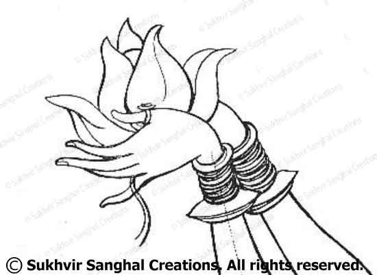 Fine art principles by Prof. Sukhvir Sanghal